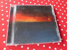 PROJECT PITCHFORK Inferno CD EBM INDUSTRIAL DARK ELECTRO COVENANT