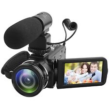 Video Camera LAKASARA Full HD 1080P 30FPS WIFI Camera Camcorder DVR with Exte...