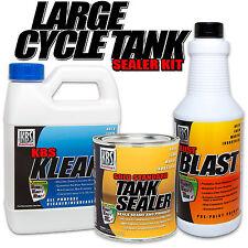 Large Cycle Tank Sealer Kit - KBS Coatings - 12 Gallon Tank - Gas Tank Sealer