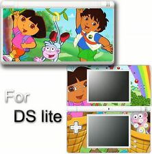 Dora The Explorer Diego SKIN STICKER for DS LITE #1