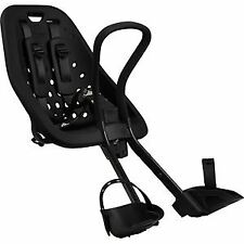 Thule Yepp Mini front seat, stem mount, black black