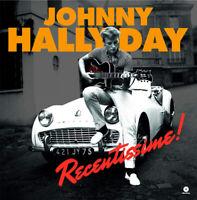 """Johnny Hallyday : Recentissime! VINYL 12"""" Album (2019) ***NEW*** Amazing Value"""