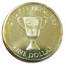 Australia AFL Premiers 2012 Sydney Swans $1 One Dollar UNC Coin RAM