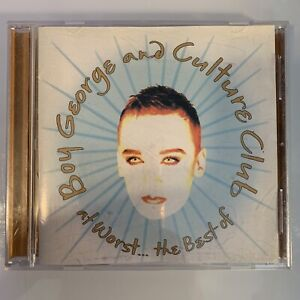 Boy George Culture Club At Worst The Best of CD Record Club Version