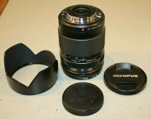 Olympus M.Zuiko 14-150mm f/4.0-5.6 II ED Camera Lens For Four Thirds with Hood