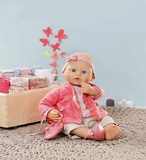 ZAPF CREATION BABY BORN PONY FATTORIA DELUXE OUTFIT 823682 by Brand TOYS