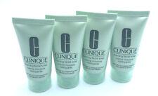 Lot Of 4 Clinique Foaming Facial Soap Creme Mousse - 1 oz ( x 4) -