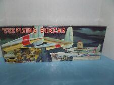 VINTAGE AURORA FAIRCHILD C-119 FLYING BOXCAR - SEALED YEAR 1960  #393