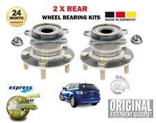 für Mazda CX7 2.2dT 2.3 TURBO DISI 2007- > NEU 2 x RADLAGER NABE HINTEN +