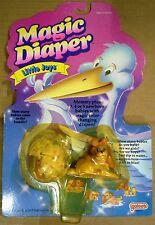 Galoob Magic diaper Little Joys Dog (b) Mommy baby pets 1992 mint on card
