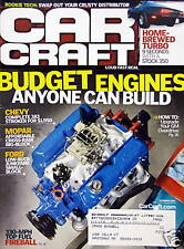 Budget Engines Anyone Can Build - cover story - 11/2007