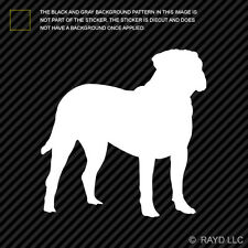 (2x) Bullmastiff Sticker Die Cut Decal Self Adhesive Vinyl dog canine pet