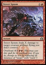 Street Spasm X4 NM RtR Return to Ravnica MTG Magic Red Uncommon Removal