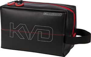 Plano PLAB11700 KVD Worm Speedbag, Black/Grey/Red, Small holds 20 worm bag
