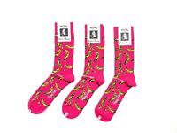 Happy Socks Andy Warhol Banane banana Socken Gr. 41-46 Herren NEU 1 - 6 Paare