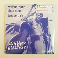 JOHNNY HALLYDAY ♦ CD PROMO NEUF SOUS BLISTER ♦ REVIENS DONC CHEZ NOUS *1965