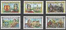 Timbres Personnages Nanumea Tuvalu 13/24 ** réf. Stampworld lot 12541