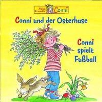 CONNI - 10: CONNI SPIELT FUSSBALL/CONNI UND DER OSTERHASE  CD NEU