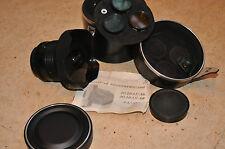 Lens  ZODIAK - 8 .. 30mm, 3.5 - For  Kiev 60 Pentacon Six № 871443 .