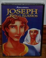 JOSEPH REY DE LOS SUEÑOS DVD NUEVO PRECINTADO ANIMACION (SIN ABRIR) R2
