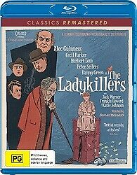 The Ladykillers Blu-ray New & Sealed