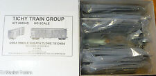 Tichy Train Group #6034D (6 Pack) USRA SS Clone 7/8 Ends, CP Decals (Kit Form)