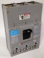 Siemens JXD23B300 Circuit Breaker 300A 240V 3P Sentron Series Type JXD2-A USED