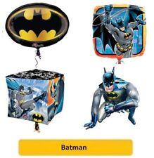 Artículos de fiesta Amscan cumpleaños infantil de Batman