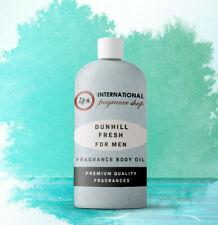 Dunhill Fresh Fragrance Body Oil Type