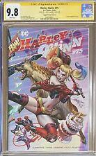 "Harley Quinn #75 J. Scott Campbell Exclusive B - ""Harley Quinn"" CGC 9.8 SS"