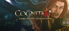 COGNITION: GAME OF THE YEAR EDITION - Steam chiave key PC Gioco ITALIANO - ROW