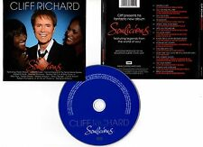 """CLIFF RICHARD """"Soulicious"""" (CD) 2011"""
