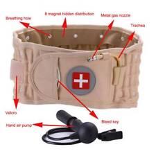 2018 Dr Ho's Decompression Magnet Belt Back Brace Lumbar Support Extender Belt