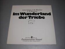 LP - Antholog Pardon - Im Wunderland der Triebe