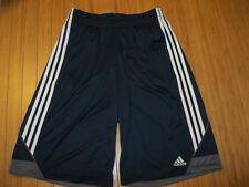 Men's Navy Blue Adidas Climalite 3G Speed 2.0 Athletic Shorts Size S  Nwt!