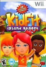 Nintendo Wii : Kid Fit Island Resort VideoGames