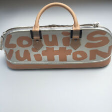 Louis Vuitton Graffiti Handtasche  Alma, horizontal long, Limited Edition