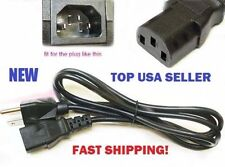 """HP W2207 22"""" LCD W2338H 23"""" LCD Monitor Power Cable Cord NEW AC 5ft"""