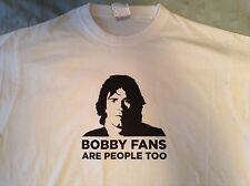 Bobby Fans Are People Too T-SHIRT Grateful Dead Jerry Garcia Bob Weir FURTHUR