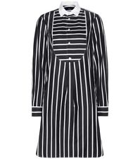 Polo Ralph Lauren NEW Black White Striped Women's Shirt Dress Size UK12/ US8