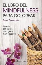 El libro de mindfulness para colorear (Spanish Edition)