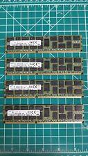 32GB Kit 4 x 8GB SAMSUNG PC3-14900R 1866mhz 2Rx4 SERVER ECC RAM MEMORY