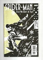 Spider-Man Noir : Eyes Without A Face #1  b cover variant  9.4 NM, Marvel