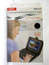 """Universal Keyboard Case For 7"""" And 8"""" Tablets(NOS, New Old Stock)(QTY 1 ea)A04-3"""
