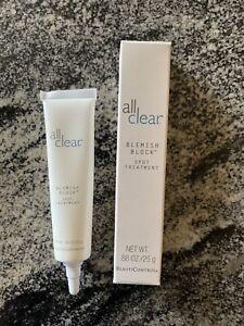 BeautiControl All Clear Blemish Block Spot Treatment RARE Discontinued
