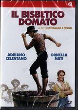 IL BISBETICO DOMATO (1980) Adriano Celentano Ornella Muti DVD NUOVO