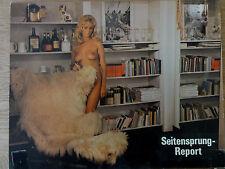 Aushangfoto Erotik SEITENSPRUNG-REPORT Ingrid Steeger