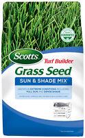 Scotts Turf Builder Grass Seed Sun & Shade Mix (Mini Pallet)