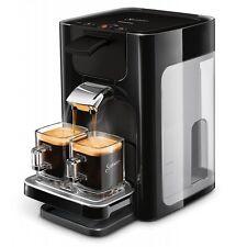 PHILIPS Senseo Quadrante hd7865/60 NERO kaffeepad macchina macchina da caffè XL