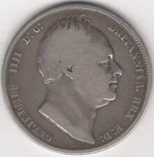 1836/5 William IIII Silver Half Crown***Collectors***